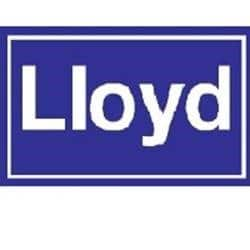 LLOYD Logo Wireless Alarms Huntingdon