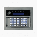 EURO Surface and Flush Mount Keypad